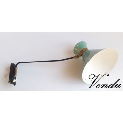 Wall lamp with articulated...