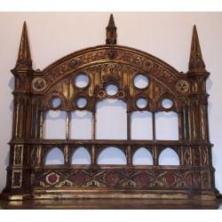 Reliquaire néo gothique...